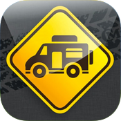 Icon für die App Campermate
