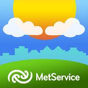 Icon für die App MetService