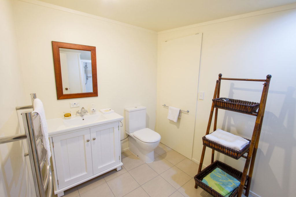 Picture of the bathroom facilities