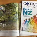 Wairua Lodge in the Go Travel Magazine New Zealand