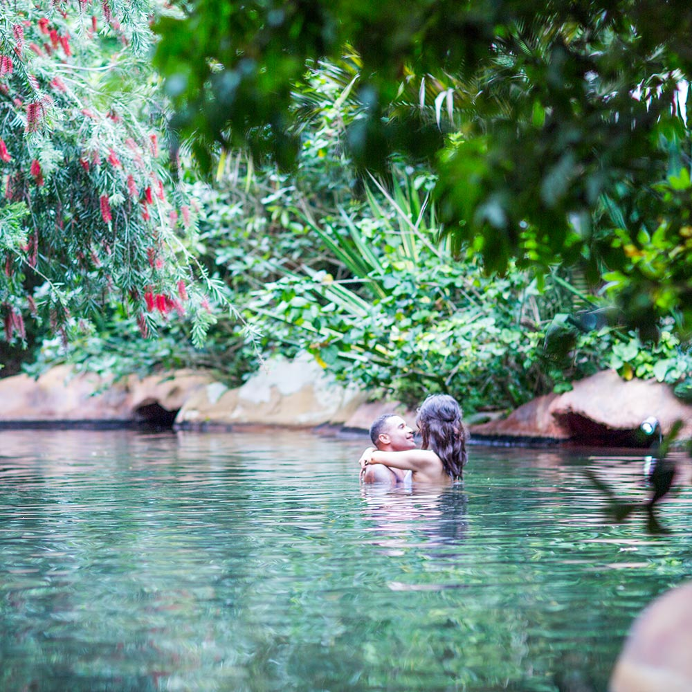 Combine your stay at the Lodge with a rejuvenating spa experience at the Lost spring in Whitianga