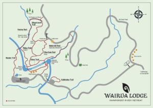 Trailmap Wairua Lodge