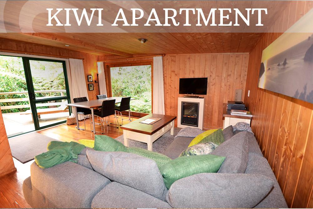 Kiwi apartment
