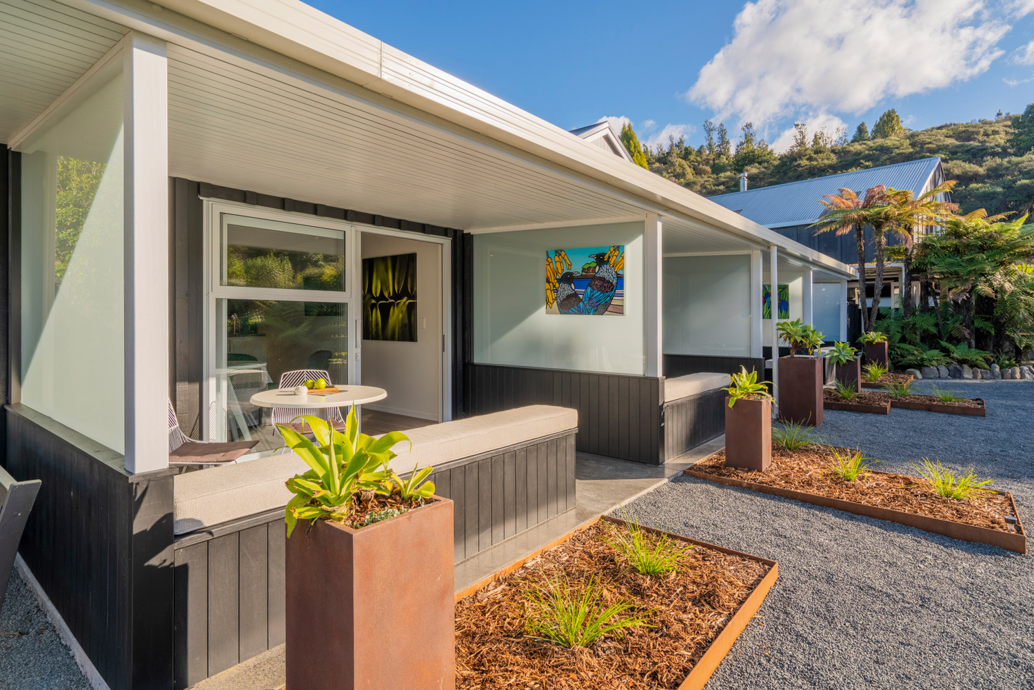 New Rooms at Wairua Lodge 2019