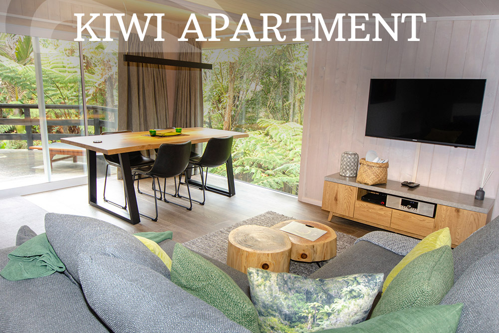 Choose the Kiwi Apartment
