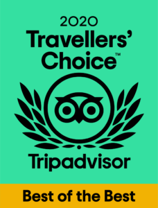Wairua Lodge is South Pacific's Best of the Best on Trip Advisor!